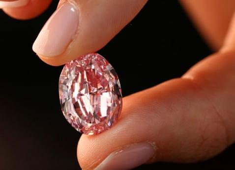 $26 million pink diamond