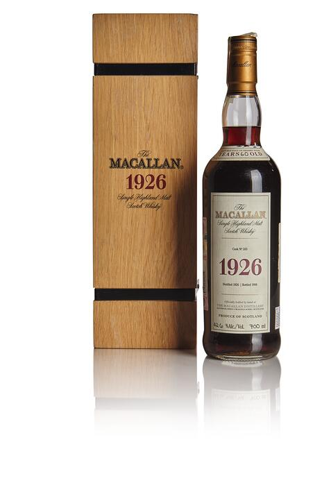 1926 Macallan 60 year old