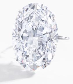 50.39 carat colorless diamond sotheby's