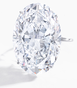 50.39 carat colorless diamond sotheby's