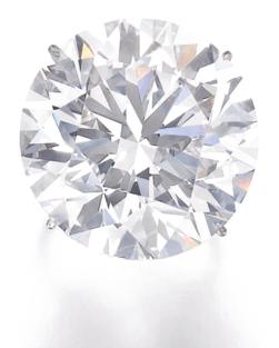 51.71 carat colorless diamond sotheby's