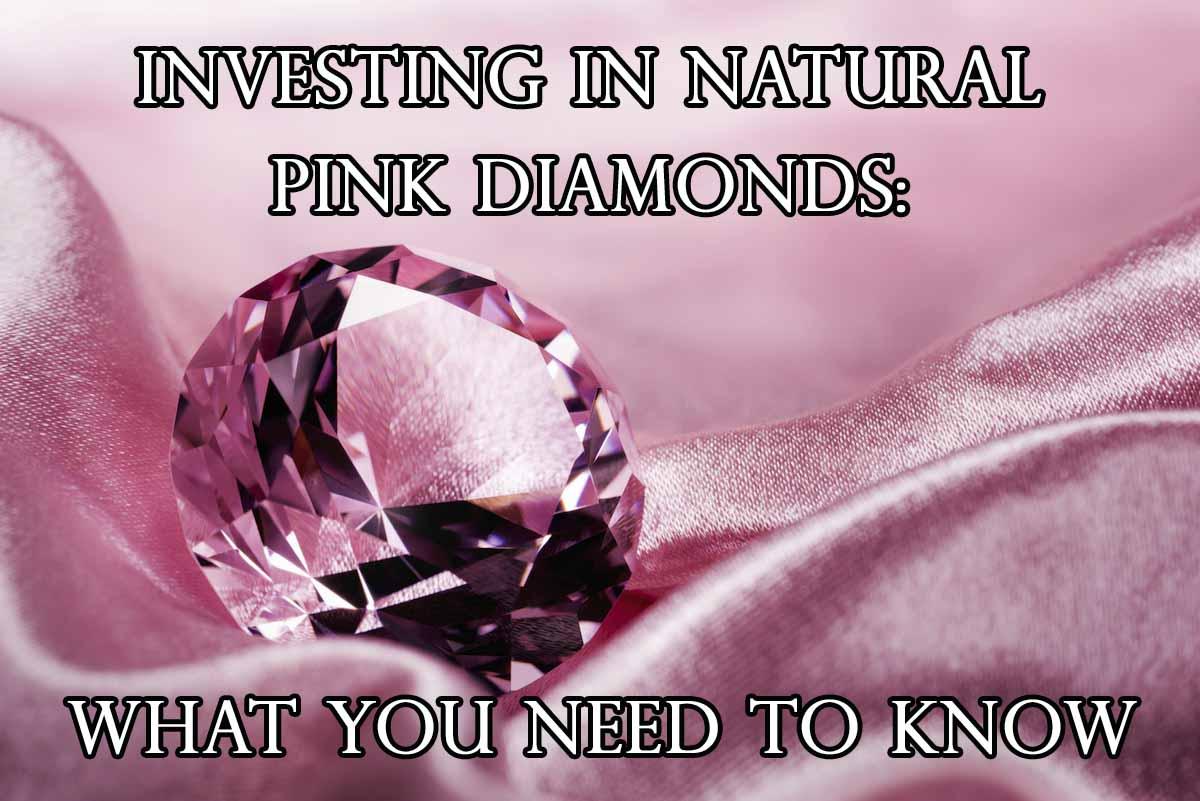 natural pink diamonds