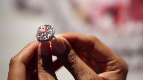 Sweet Josephine diamond