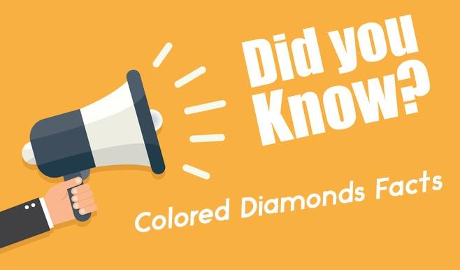 colored diamonds facts