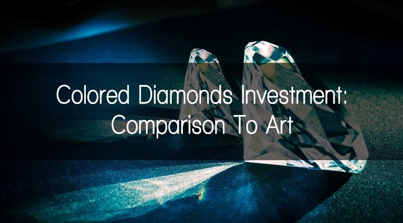colored diamond investment