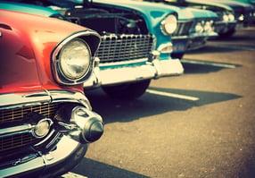 antique car investment