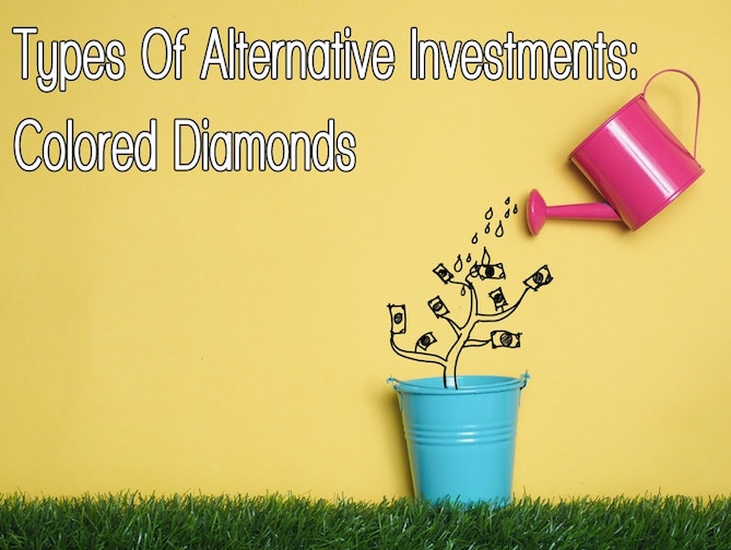 types of alternative investments