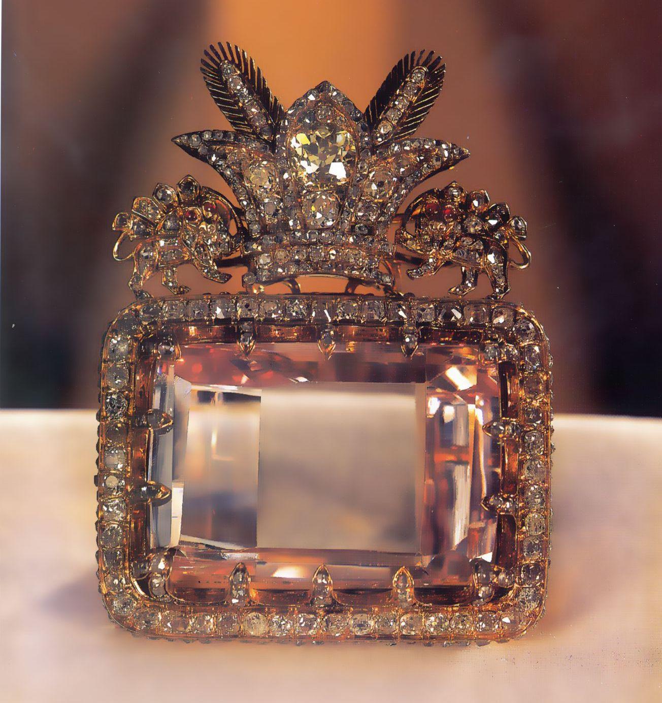 darya-i-nur pink diamond