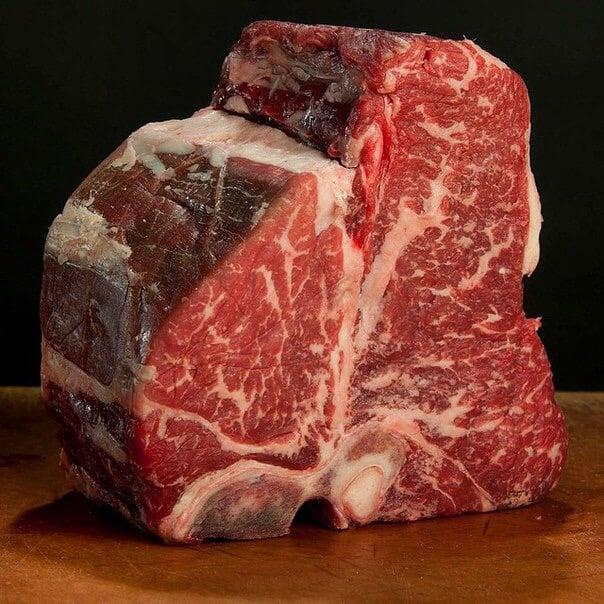 Vintage Cote De Boeuf Rib Steak