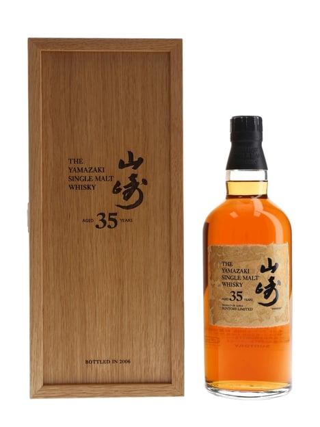 Yamazaki 35-Year-Old Single Malt Whisky