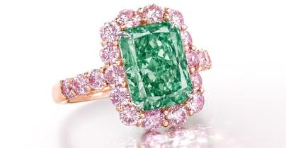aurora green cropped