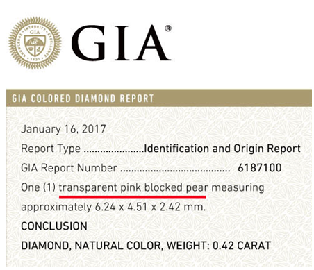blocked stone gia report