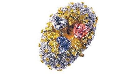 chopard-201 carat watch