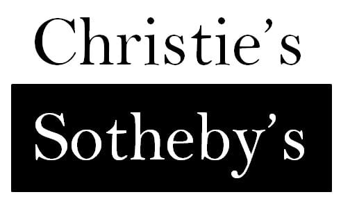 christies sothebys logo