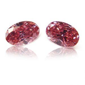 fancy deep pink diamonds
