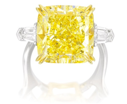 graff yellow ring