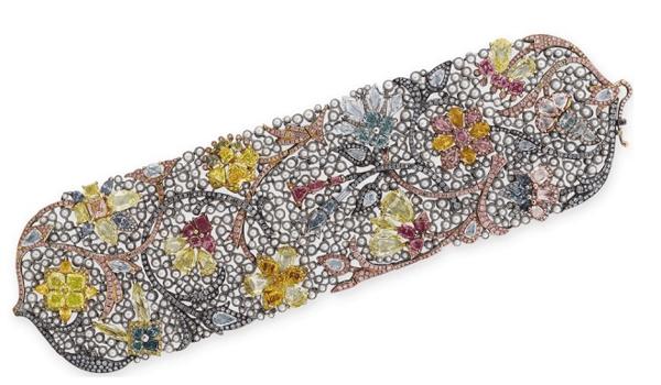 multicolored bracelet christies