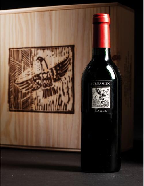 screaming eagle wine 1992