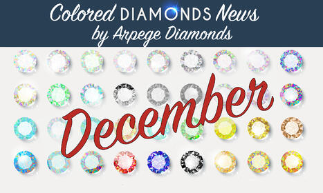 colored diamonds news december