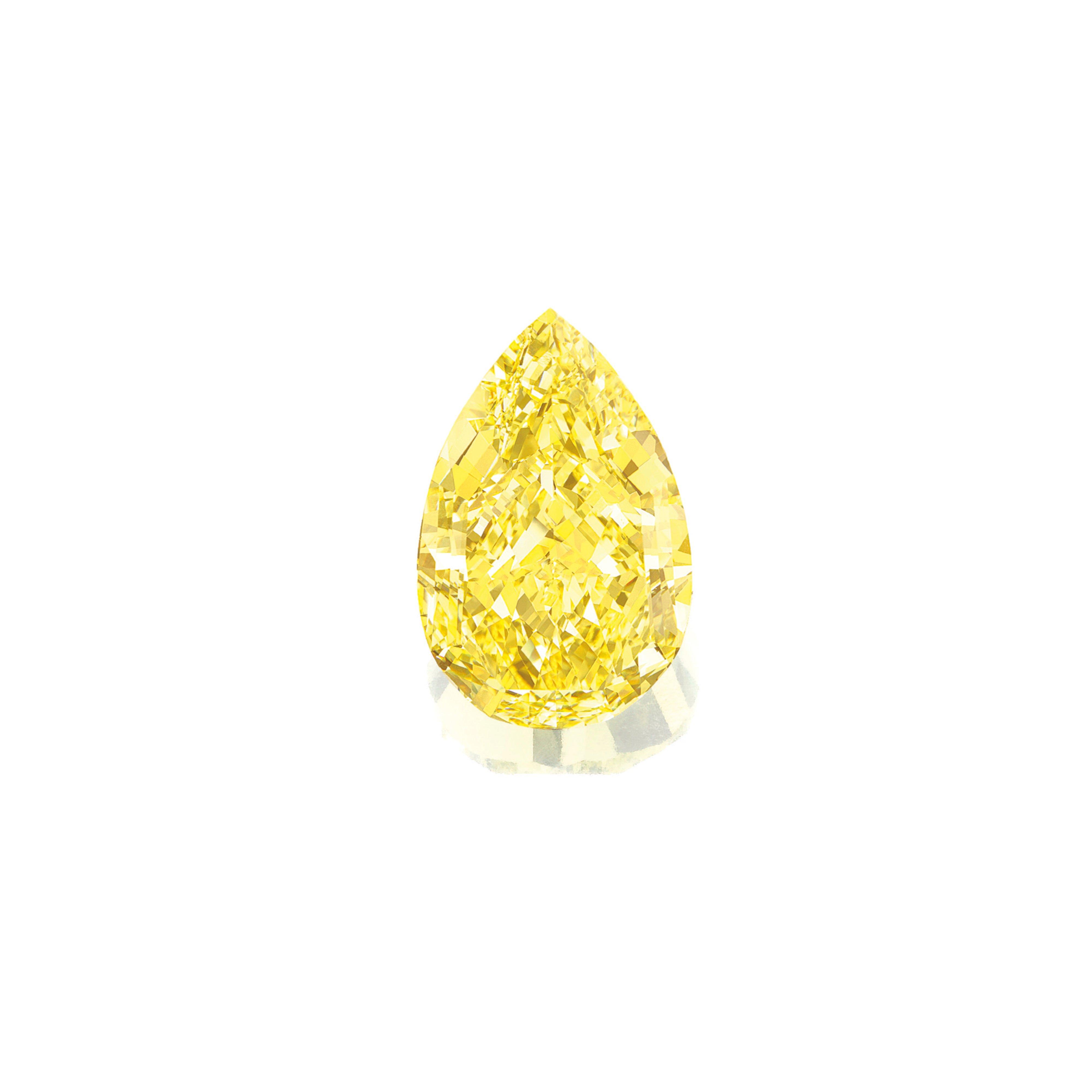 sun drop yellow diamonds