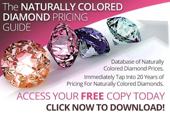 price of colored diamonds