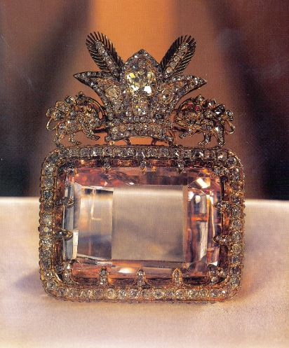 The Daria-e Noor Diamond (Sea of Light)