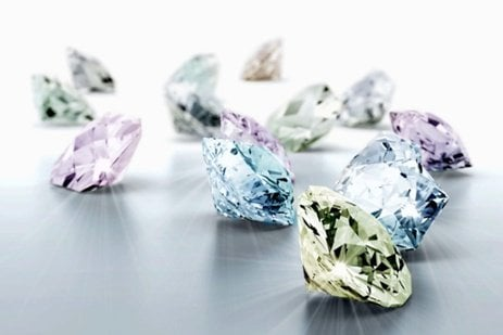 colored diamonds news